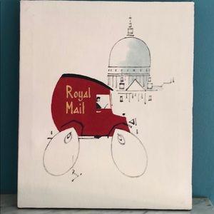 Royal Mail Canvas